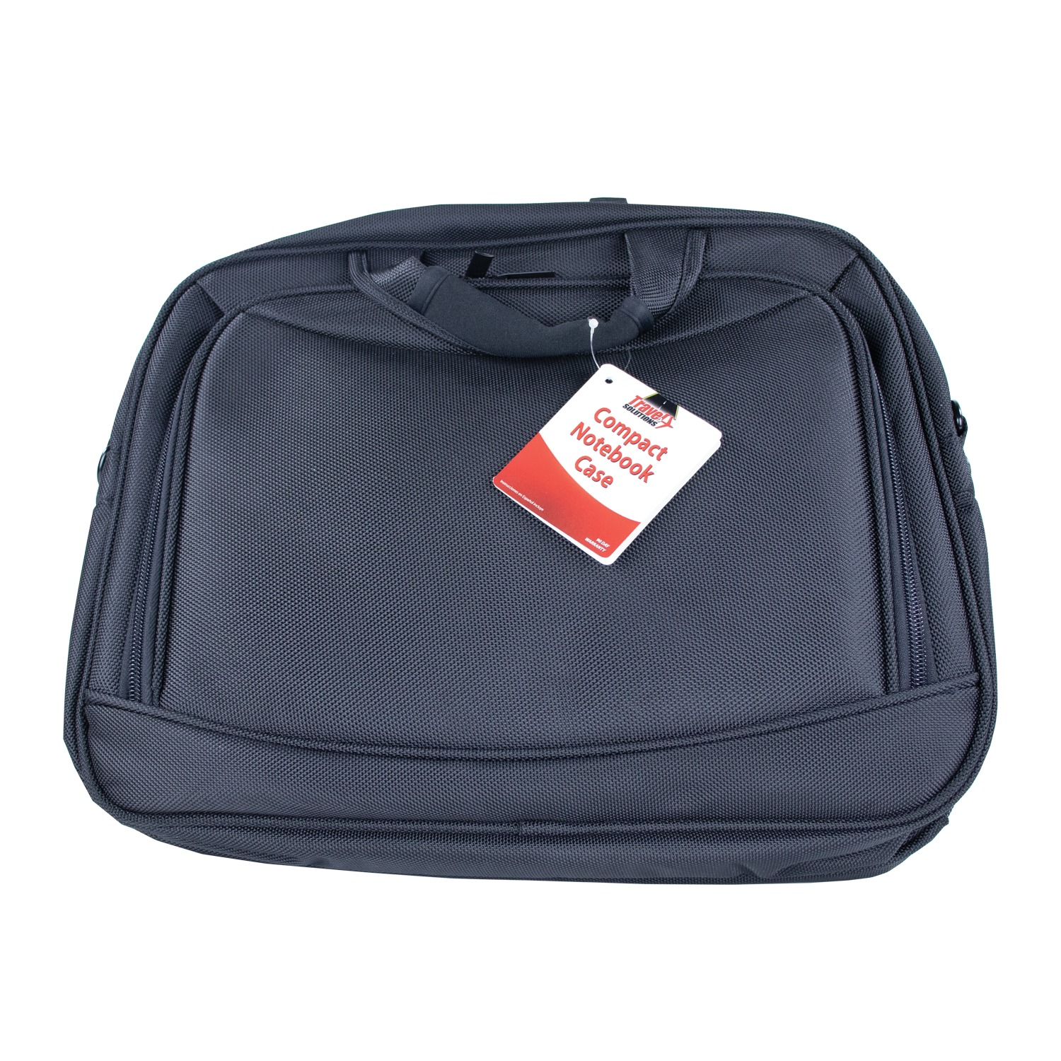 Travel Solutions� 23003 Top-Loading NOTEBOOK Bag (13'''')