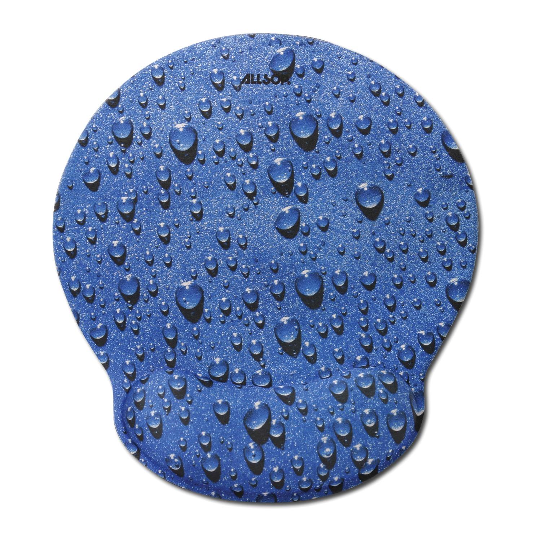 Allsop� 28822 Raindrop Blue MOUSE PAD Pro