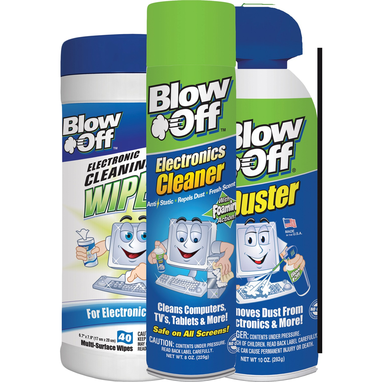 Blow Off� KE1-312-220 ELECTRONICS Cleaning Kit