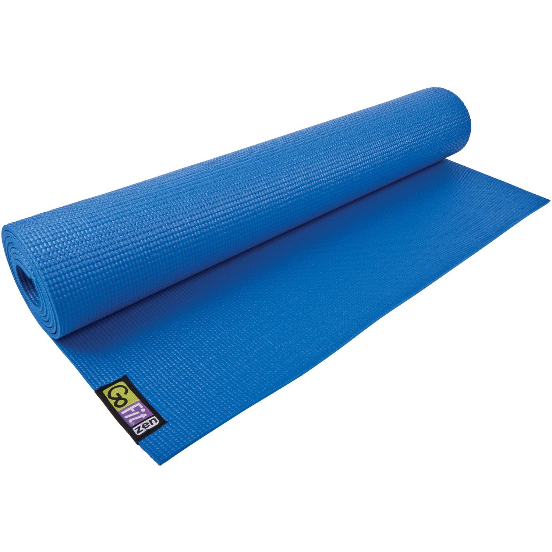 GoFit� GF-YOGA Yoga Mat with Yoga Position POSTER