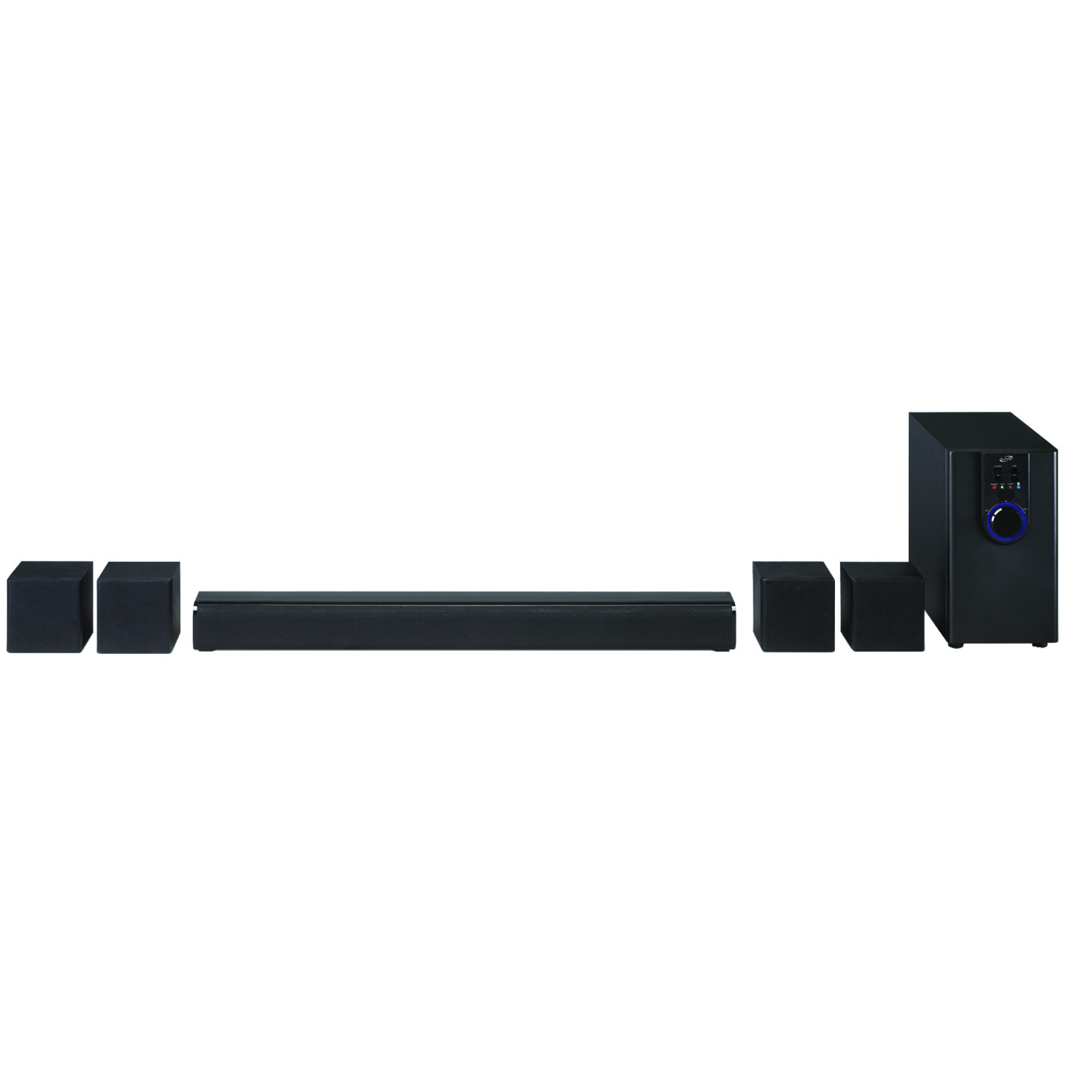 iLive IHTB138B Bluetooth� 5.1 HOME THEATER System