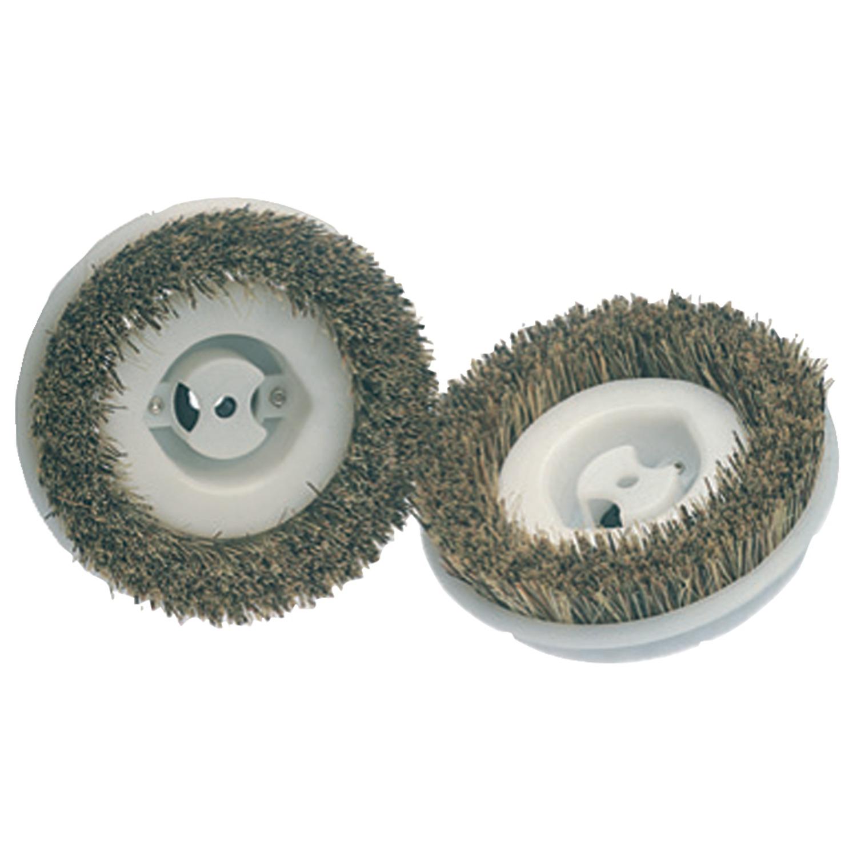 Koblenz® 45-0134-2 6'' SCRUB Brushes, 2 pk