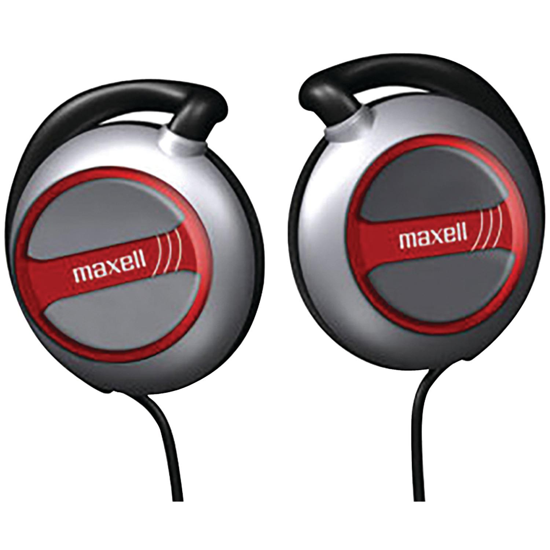 Maxell® 190561 - EC150 Ear-Clip HEADPHONES