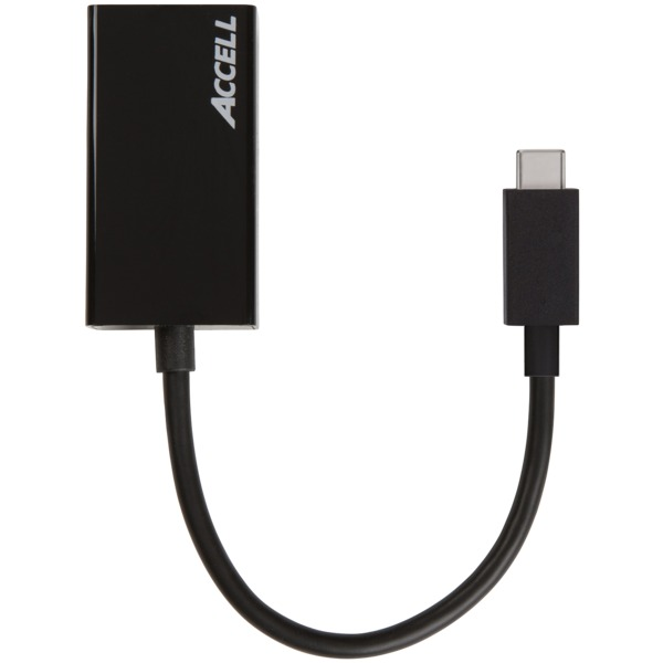 Accell U187b-005B Usb-C To Hdmi 2.0 Adapter