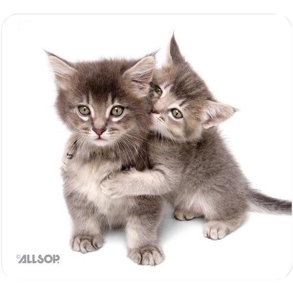 Allsop(TM) 30184 NatureSmart Mouse Pad (Kittens)