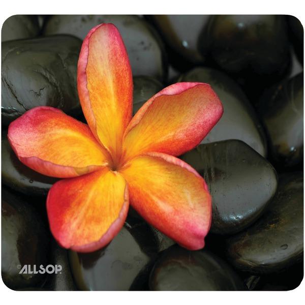 Allsop(TM) 30185 NatureSmart Mouse Pad (Floral)