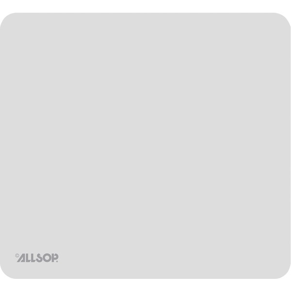 Allsop(TM) 30202 Accutrack Slimline Mouse Pad (Medium; Silver)