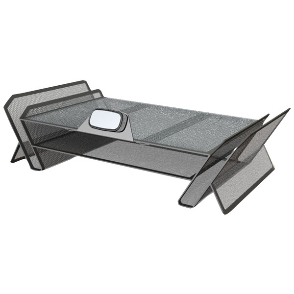 Allsop(TM) 30645 Desk Tek Monitor Stand
