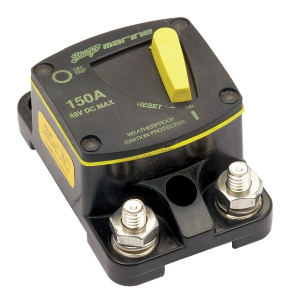 Stinger(R) SCBM150 Marine Circuit Breaker (150 Amps)