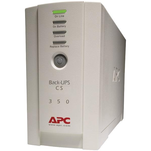 APC(R) BK350 Back-UPS System (CS 350)