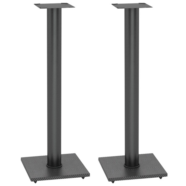 Atlantic(R) 77335799 Bookshelf Speaker Stands, 2 pk