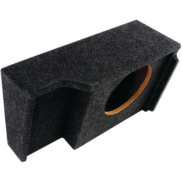 """Atrend(R) A151-10CP BBox Series Subwoofer Box for GM(R) Vehicles (10"""" Single Downfire, GM(R) Ext Cab)"""