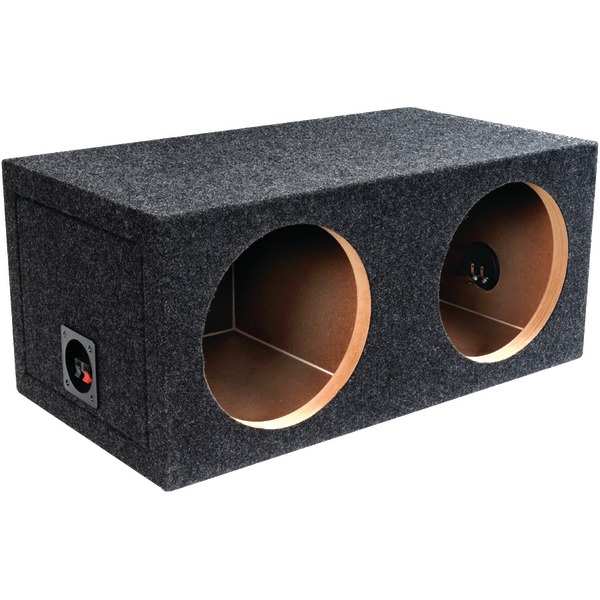 "Atrend(R) E15D BBox Series Dual Sealed Bass Box (15"")"