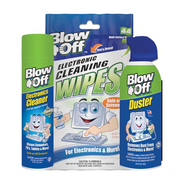 Blow Off(TM) KE1-312-220 Electronics Cleaning Kit