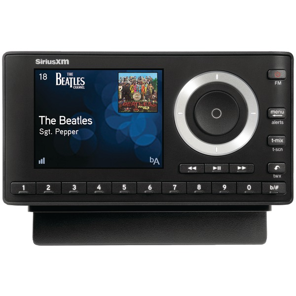 SiriusXM(R) XPL1V1 Onyx Plus with Vehicle Kit