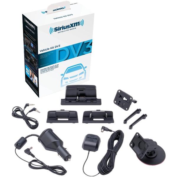 SiriusXM(R) SXDV3 Sirius(R) & SiriusXM(R) Dock & Play Vehicle Kit
