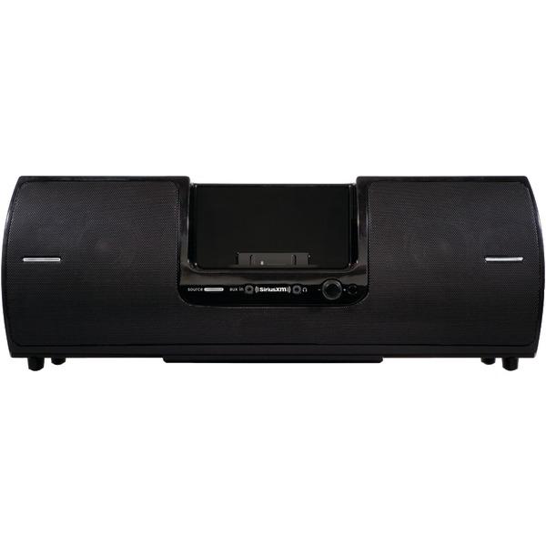 SiriusXM(R) SXSD2 Dock & Play Radio Boom Box