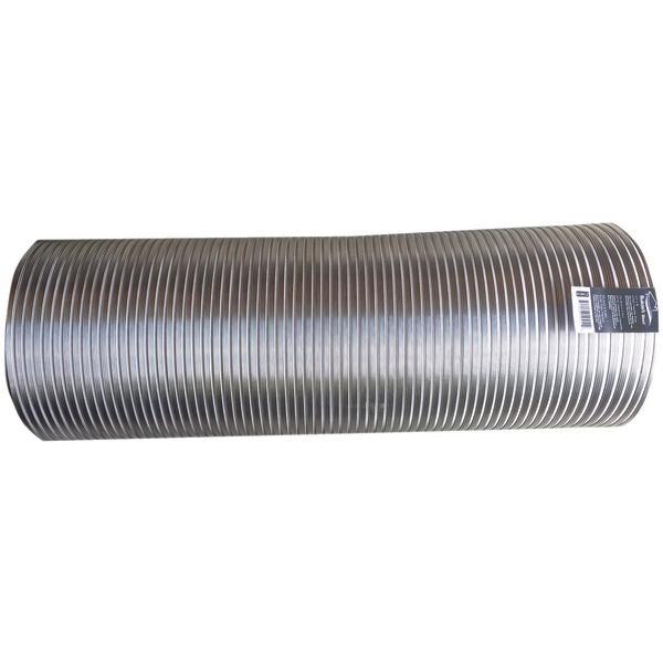 """Builder's Best(R) 110412 Semi-Rigid Aluminum Duct, 8ft (10"""" dia)"""