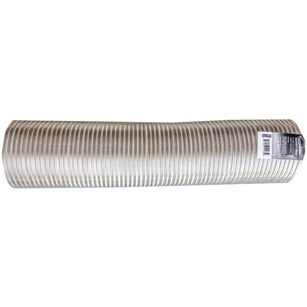 """Builder's Best(R) 111586 Semi-Rigid Aluminum Duct, 8ft (6"""" dia)"""