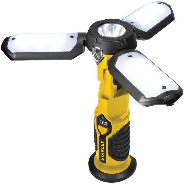 STANLEY(R) SAT3S Satellite(TM) 300-Lumen Rechargeable LED Work Light