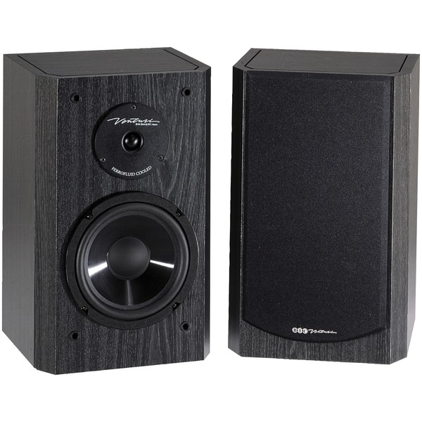 "BIC America DV62SIB 6.5"" Bookshelf Speakers"
