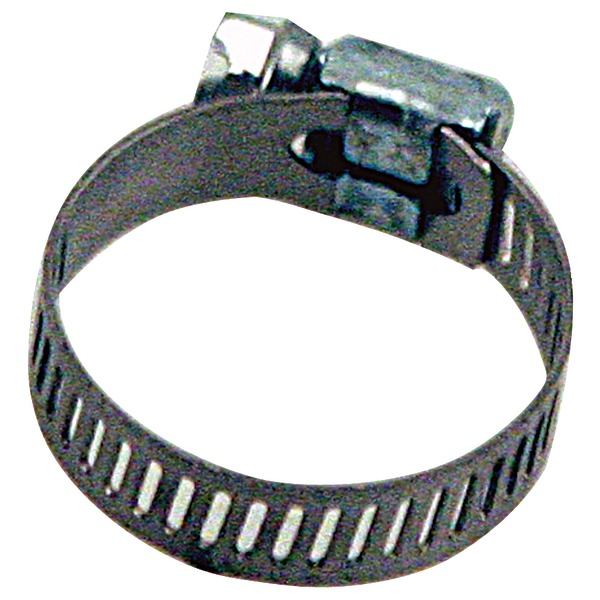 "IDEAL-TRIDON(R) 300010102 Metal Worm Screw Clamp (Size 10, 1/2"" x 1 1/16"" dia)"