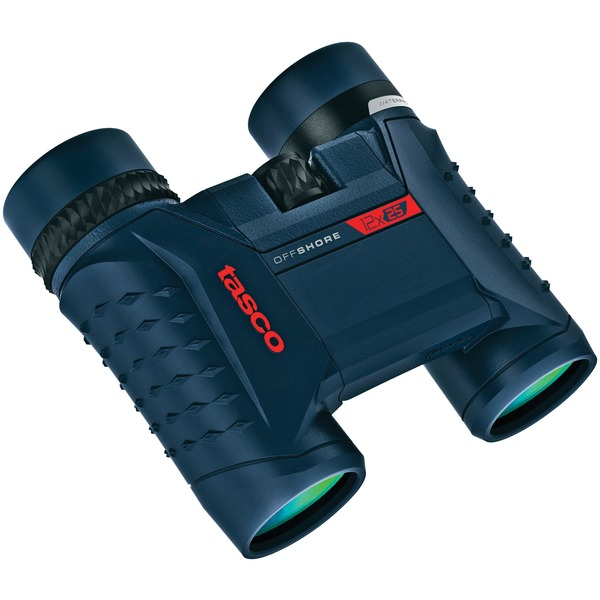 Tasco(R) 200122 Offshore(R) 12 x 25mm Waterproof Folding Roof Prism Binoculars