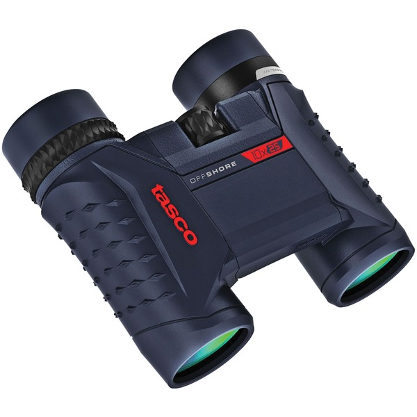 Tasco(R) 200125 Offshore(R) 10 x 25mm Waterproof Folding Roof Prism Binoculars