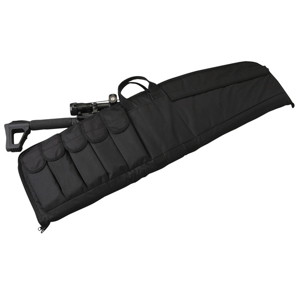 """Uncle Mike's(R) 52141 Tactical Rifle Case (43"""", Large)"""