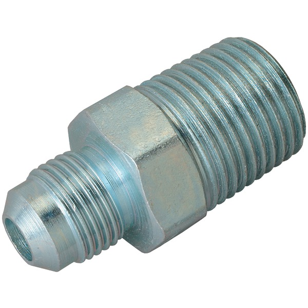 "BrassCraft(R) AU2-6-8S 3/8"" Steel Gas Fitting (1/2"" MIP)"
