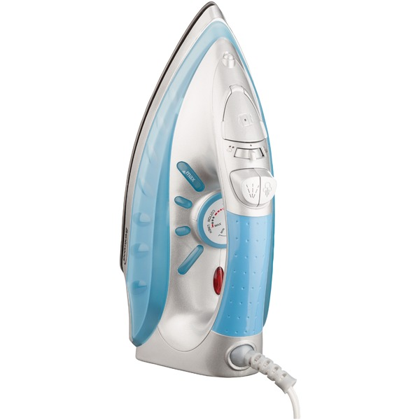 Brentwood(R) Appliances MPI-60 Full-Size Nonstick Steam Iron (Silver)