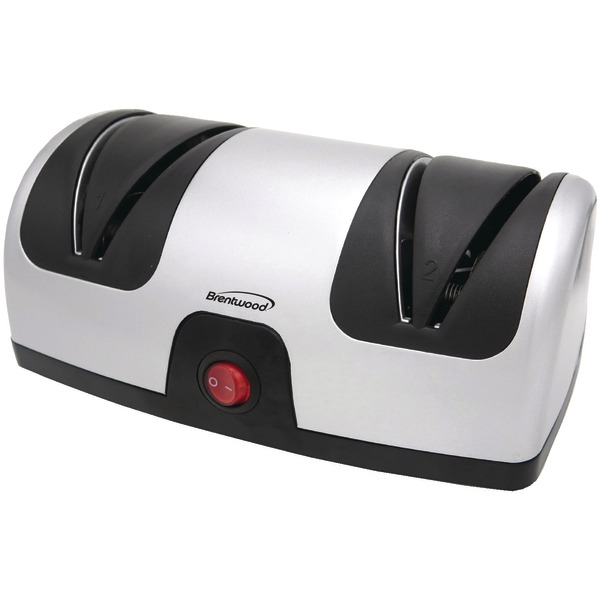 Brentwood(R) Appliances TS-1001 2-Stage Electric Knife Sharpener