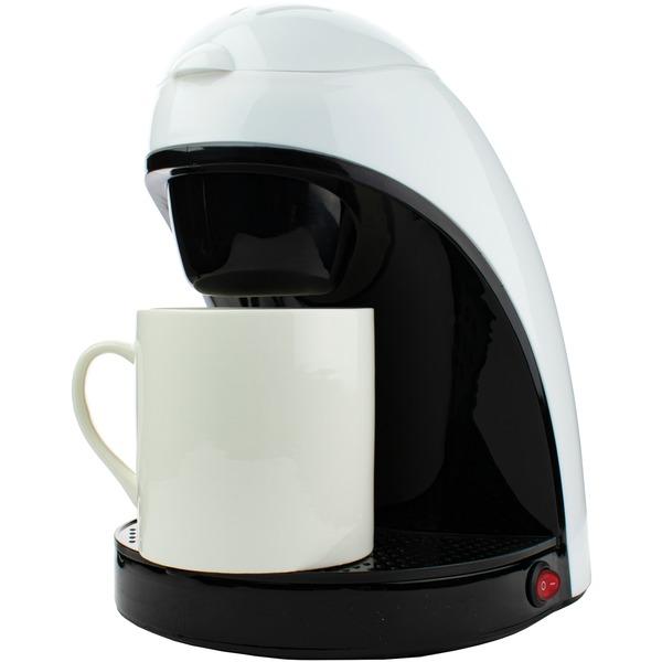 Brentwood(R) Appliances TS-112W Single Cup Coffee Maker