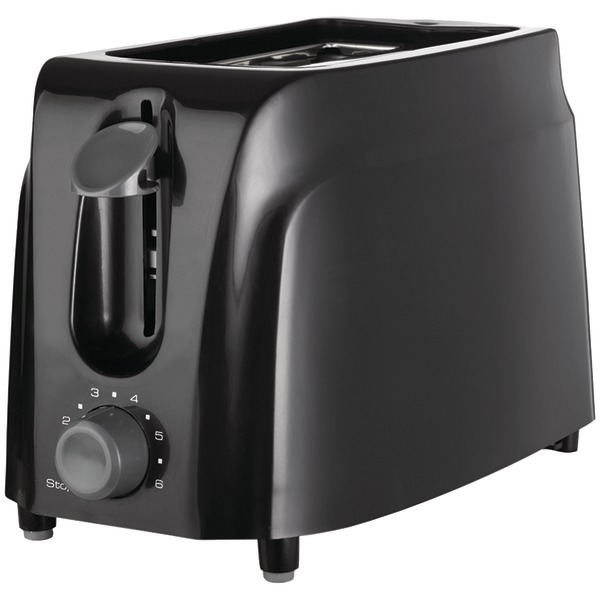 Brentwood(R) Appliances TS-260B Cool-Touch 2-Slice Toaster (Black)