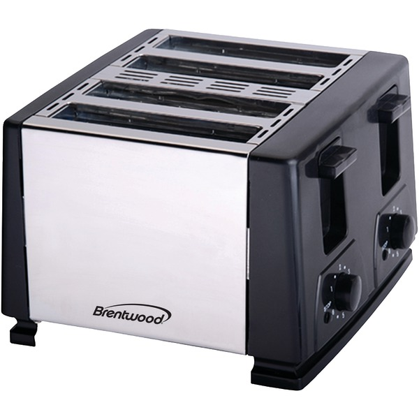 Brentwood(R) Appliances TS-284 4-Slice Toaster