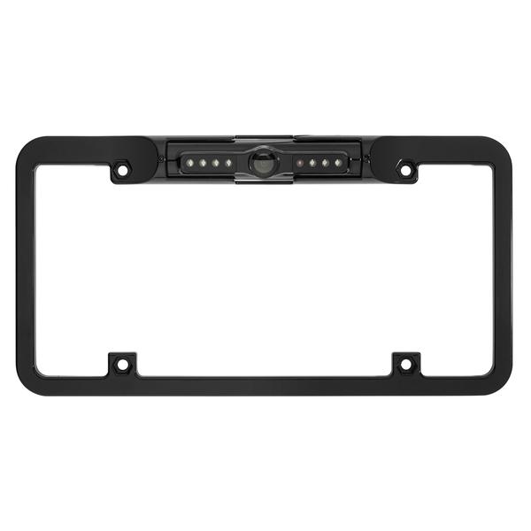 BOYO Vision VTL300CIR Full-Frame License Plate Camera with Night Vision (Black)