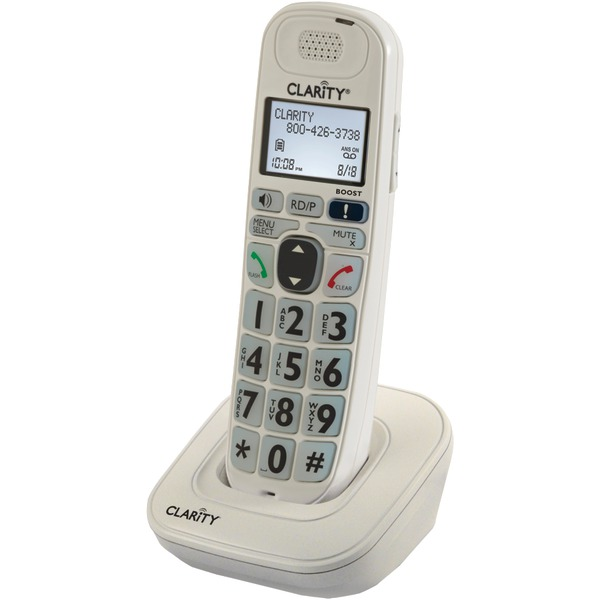 Clarity(R) 52702.000 Expandable Handset for D702, D712 & D722 Amplified Cordless Phones