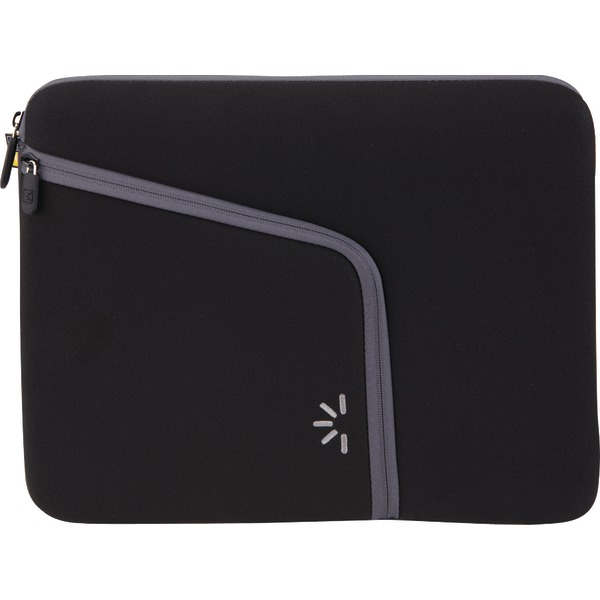 "Case Logic(R) 3200729 Notebook Sleeve (Black; Holds up to 13.3"" Notebooks)"