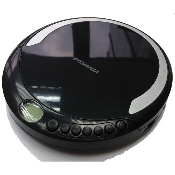 SYLVANIA(R) SCD300 Personal CD Player