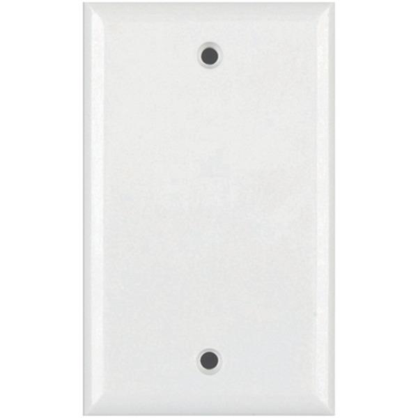 DataComm ELECTRONICS 21-0027 Standard Blank Wall Plate (Lite Almond)