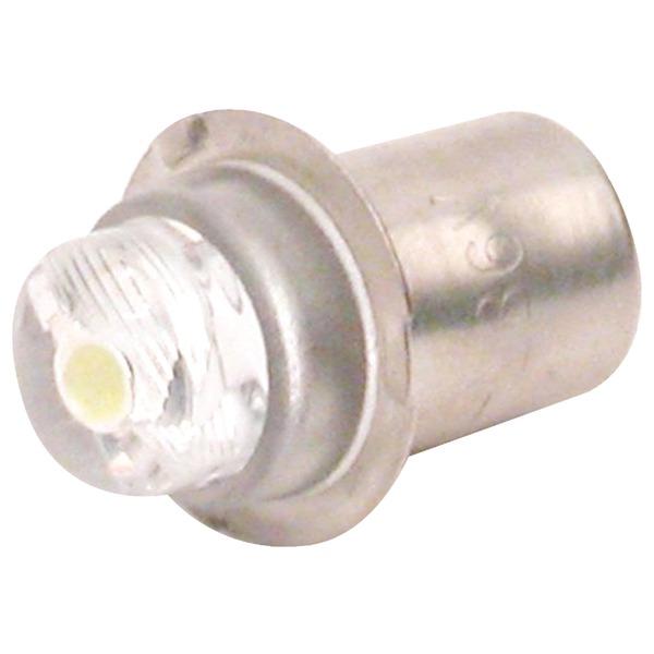 Dorcy(R) 41-1644 40-Lumen, 4.5-Volt-6-Volt LED Replacement Bulb
