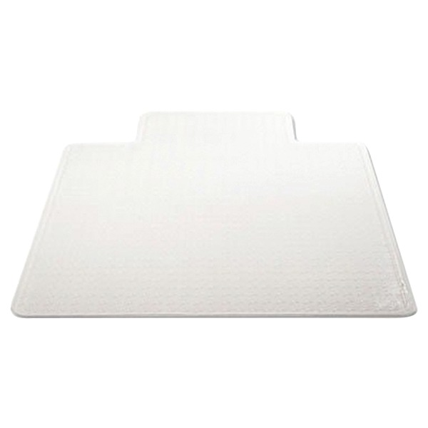 "Deflecto(R) CM13113COM Chair Mat with Lip for Carpets (36"" x 48"", Low Pile)"