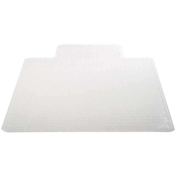 "Deflecto(R) CM14113COM Chair Mat with Lip for Carpets (36"" x 48"", Medium Pile)"