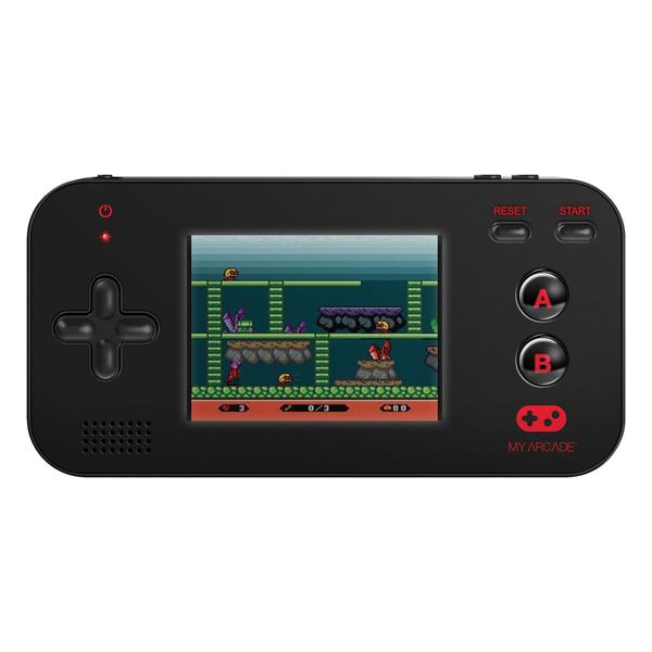 dreamGEAR(R) DGUN-2573 My Arcade(R) Gamer V Portable Gaming System (Black)