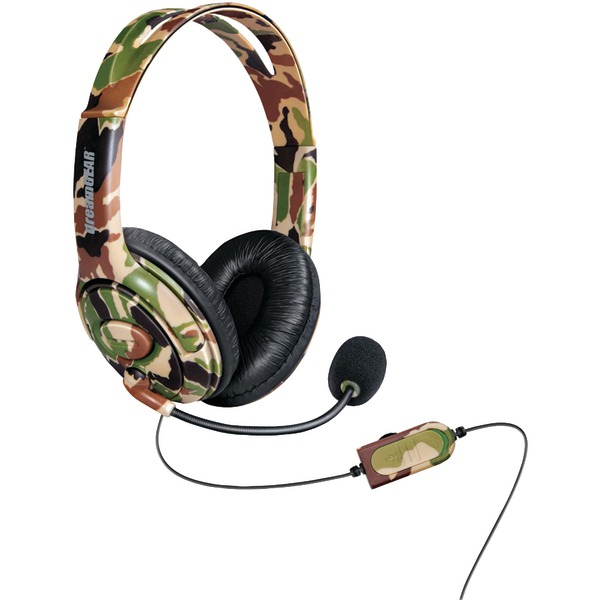 dreamGEAR(R) DGXB1-6618 Wired Headset with Microphone for Xbox One(R) (Camo)