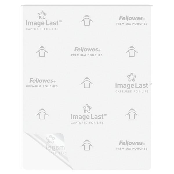 Fellowes(R) 5244101 ImageLast(TM) Laminating Pouches, Letter, 200 pk