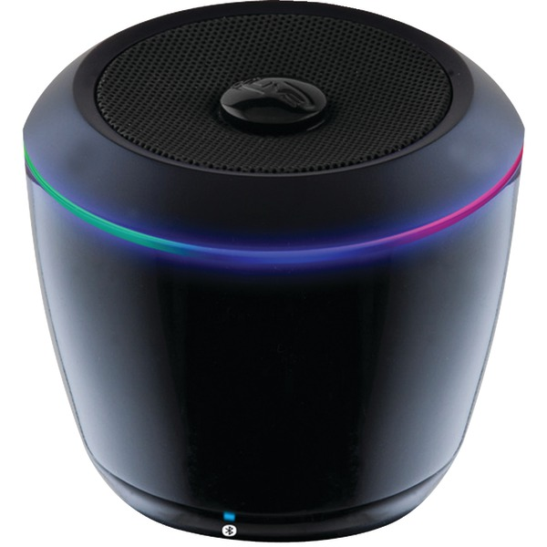 iLive Blue iSB14B Portable Bluetooth(R) Speaker with LEDs