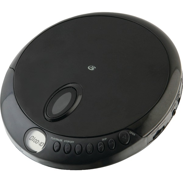 GPX(R) PC301B Personal CD Player