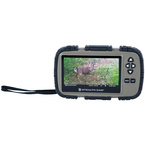 Stealth Cam(R) STC-CRV43 SD(TM) Card Reader/Viewer