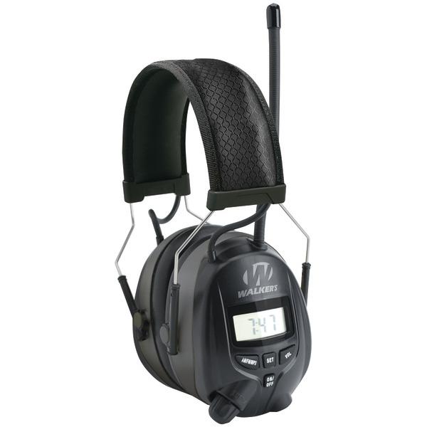 Walker's Game Ear(R) GWP-RDOM Digital AM/FM Radio Muff
